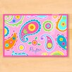 Olive Kids Paisley Dreams Personalized Placemat