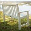 POLYWOOD® Vineyard Plastic Garden Bench