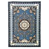 DonnieAnn Company Kingdom Light Blue Traditional Rug