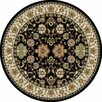 Concord Global Imports Mantra Agra Black Rug