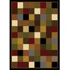 Home Dynamix Royalty Checked Area Rug