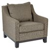 Ave Six Regent Milford Fabric Club Chair