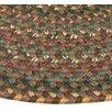 Thorndike Mills Pioneer Valley II Autumn Wheat Elongated Octagon Outdoor Rug