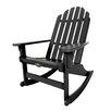 Pawleys Island Essentials Adirondack Rocking Chair