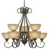 Wildon Home ® Lenora 9 Light Chandelier