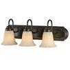 Wildon Home ® Rochester 3 Light Bath Vanity Light