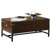 Wildon Home ® Southport Trunk Coffee Table with Lift Top