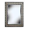Wildon Home ® Checker Wall Mirror
