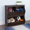 Wildon Home ® Stacked 4 Bin Storage Cubby
