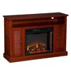 Wildon Home ® Carron TV Stand with Electric Fireplace