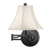 Wildon Home ® Amherst 1 Light Swing Arm Wall Lamp