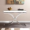 Wildon Home ® Caraman Mirrored Console Table