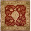 Wildon Home ® Carol Bolton Hand-Knotted Rose Chenille Area Rug
