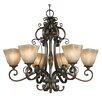 Wildon Home ® Portsmouth 6 Light Chandelier