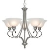 Wildon Home ® Alberta 5 Light Chandelier