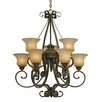 Wildon Home ® Starke 9 Light Chandelier