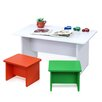 Wildon Home ® Kids 3 Piece Table & Chair Set