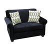 Wildon Home ® Cuddler Sleeper Arm Chair