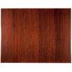 Wildon Home ® Executive Bamboo Office Chair Mat