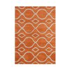 Wildon Home ® Adalyn  Hand-Tufted Apricot Orange Area Rug