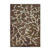 Wildon Home ® Alice  Hand-Tufted Chocolate Brown Area Rug