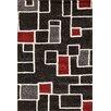 Wildon Home ® Cadoh Black/Red Area Rug