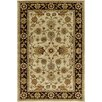 Wildon Home ® Chassity  Cream / Brown Area Rug
