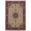 Wildon Home ® Brighton Traditional Ivory/Red Area Rug