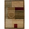 Wildon Home ® Gala Geometric Green/Brown Area Rug