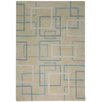 Wildon Home ® Abetzi  Hand-Knotted Gray Area Rug