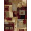 Wildon Home ® Chab Brown/Red Area Rug