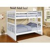 Wildon Home ® Full Over Full Standard Bunk Bed