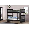Wildon Home ® Full Over Full Bunk Bed