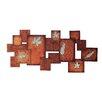 Wildon Home ® Oakes Metal Art Panel Wall Decor