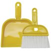 Stansport Wisk Broom and Dust Pan