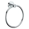 Gatco Channel Wall Mounted Towel Ring