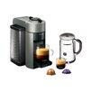 Nespresso Evoluo Aerocinno Espresso Maker with Aeroccino Plus Milk Frother