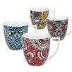Waechtersbach Urbana 12 oz. Assorted Mug (Set of 4)