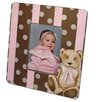 Lexington Studios Children and Baby Cocoa Cabana Decorative Picture Frame