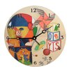 "Lexington Studios Children and Baby 10"" Toys Wall Clock"