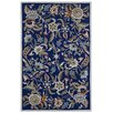 St. Croix Traditions Hand-Tufted Blue Area Rug