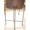 St. Croix Kindwer Iron Oval Party Tub Floor Stand