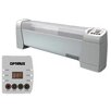 Optimus Portable Electric Convection Baseboard Heater
