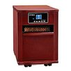 Optimus Portable Electric Infrared Cabinet Heater with Remote Control