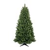 General Foam Plastics 6.5' Half Evergreen Artificial Christmas Tree