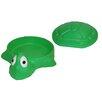 General Foam Plastics Baby Turtle Sand Box