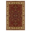 American Home Rug Co. Ushak Hand-Tufted Rust Area Rug