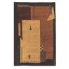American Home Rug Co. American Home Modern Tiban Terracotta/Brown Area Rug