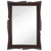 Majestic Mirror Wenge Wall Mirror