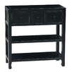 Oriental Furniture Ming Small Console Table